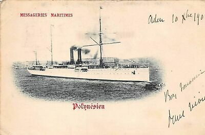 Boats - N°60454 - Courier Liner Polynesian