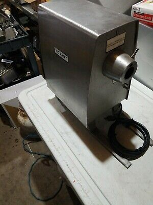 Hobart PD-70 with meat grinder attachment Nice  LOOK