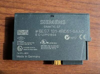 1PC NEW Siemens 6ES7 131-4BD51-0AA0 One year warranty #017