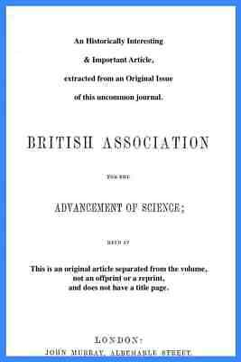 On Klinology in Reference to The Bavarian Alps. A rare original article. 189598