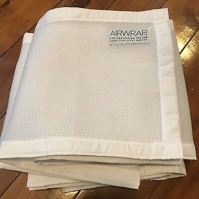 Airwrap Cot Crib Side Protection System - Safer Than A Cot Bumper