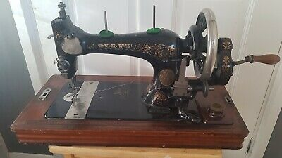 Vintage Hand Operated Sewing Machine
