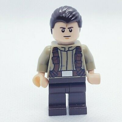 New Resistance Soldier Lego Star Wars Male Minifigure from 75103