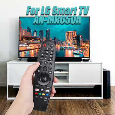 Original Universal Remote Control Replace  For LG Magic Voice Smart TV AN-MR650A