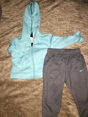 Baby Girls Nike Tracksuit 18month
