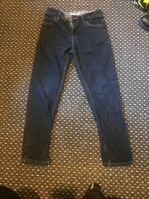 Next Boys Regular Denim Jeans Age 12