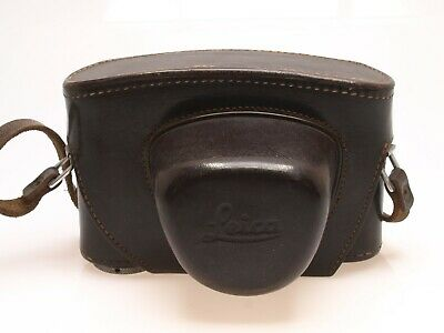 Leica M Series Brown Leather Case