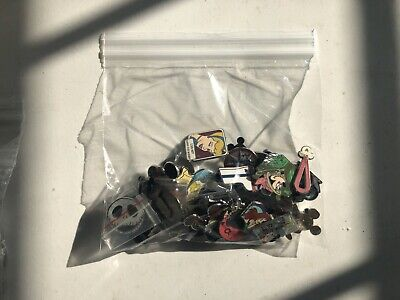 Disney Trading Pins-Lot of 25-No Duplicates