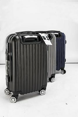 "20"" Hardshell Travel Bag Lightweight Carry-on Spinner Luggage Suitcase w/Lock"