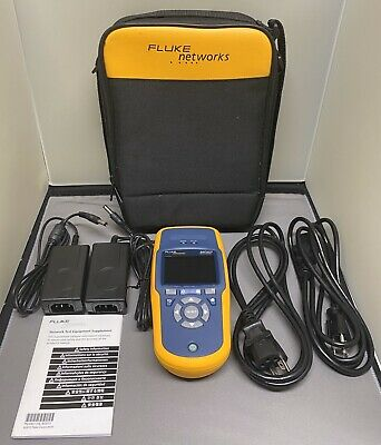 Fluke Networks AirCheck Wi-Fi Handheld Wireless Network Tester Air-Check