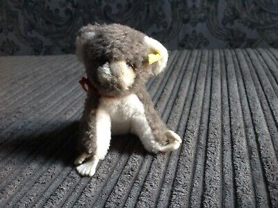 Vintage Soft Toy Koala Bear By Steiff