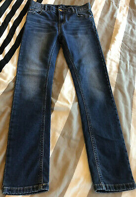 NEW Boys Slim Fit Skinny Denim Jeans Age 12 Years By Next *CHEAPEST ON EBAY*