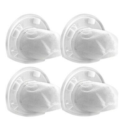 4 Pack Replacement Black & Decker Dustbuster VF110 Filter, Part Compatible  T6S3