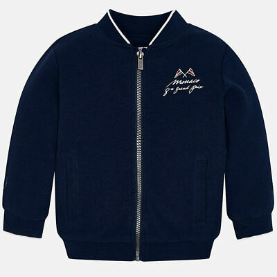 Mayoral Boys Sportline summer jacket in Navy (3447) Aged 2-8 yrs