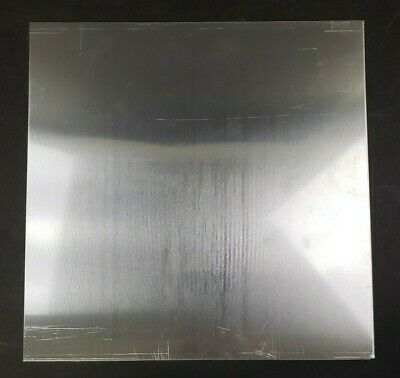 """Aluminum Sheet 12"""" x 12"""" Rose Metal Products Incorporated NEW TWO"""
