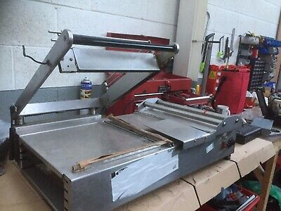 BAKERY L Sealer  STAINLESS STEEL- FULLY REFURBISHED - Price Reduced - Quick Sale