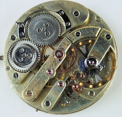High Grade Swiss pocket watch movement