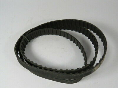 "D700H100 Dual Timing Belt70/""/"" Length 1/""/"" Width 1//2/""/"" Pitch 140 Teeth"