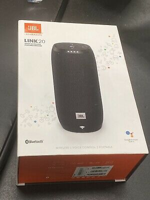 JBL By Harman Link 20 Voice Activated Portable Speaker