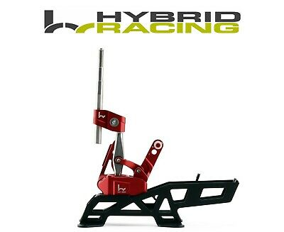 Hybrid Racing Short Shifter Assembly For Acura Rsx 02-06 Dc5 K20A/A2/A3/Z1 Red