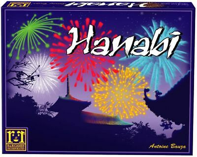 Hanabi Card Game R And R Games BRAND NEW ABUGames