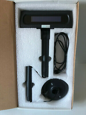 HarborTouch Point Of Sale LCD USB Customer Pole Display JD-8035