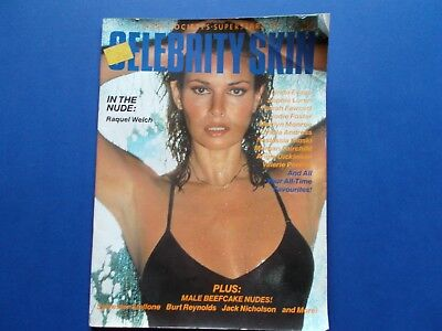 ## High Society's Celebrity Skin - Superstars Of - Magazine - Rare