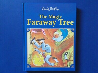 ## Enid Blyton - The Magic Faraway Tree - Hc - Georgina Hargreaves **Like New