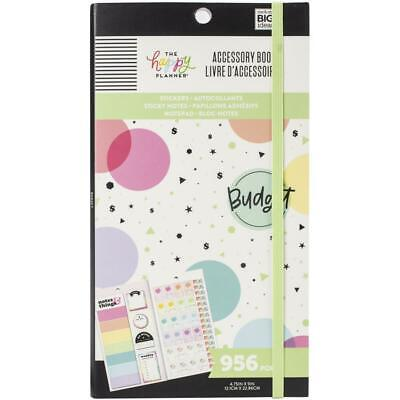 Happy Planner Accessory Book - Budget, 956 pack