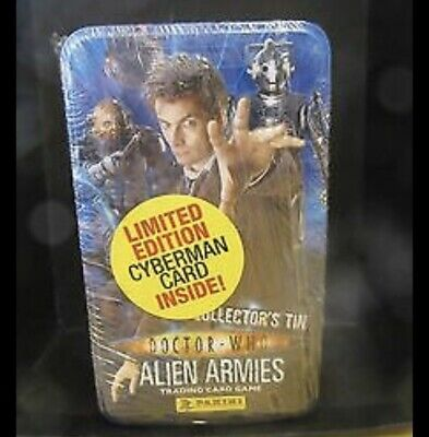 ALIEN ARMIES TRADING CARD GAME 057-EMPRESS OF THE RACNOSS MINT DOCTOR WHO