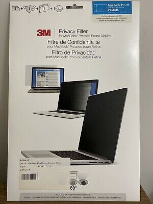 """3M Privacy Filter for 15"""" MacBook Pro"""