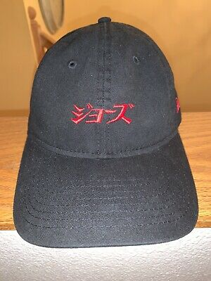 NEW ERA × JAWS Collaboration 59FIFTY Cap Hat Fitted JAWS LOGO Panic Movie