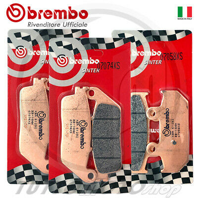 Pastiglie Freno Ant-Post Brembo Sinter Suzuki Burgman 650 Executive 2012 2013