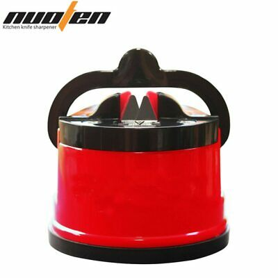 Safe Knife Sharpening Whetstone Tool Easy Blade Sharpener Kitchen Sharpens Base