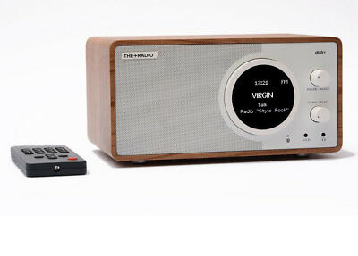 Audio the + Radio DAB+ Radio Bluetooth Color Cherry