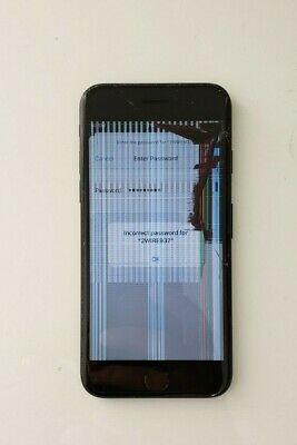 Apple iPhone 7 - 32GB - Black (AT&T) A1778 (GSM) Smartphone