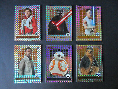 Topps Star Wars The Rise Of Skywalker Ltd Cards(Choose Your Card)