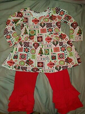 Girls Outfit 4t