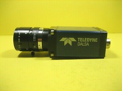 Teledyne DALSA  CR-GC00-C1280  with Pentax  C2514-M  Lens