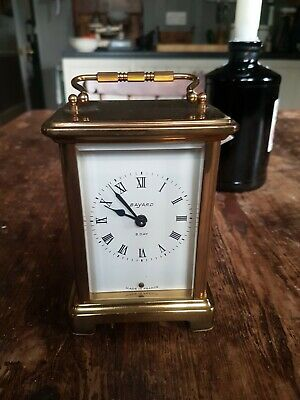 Bayard 8 Day Carriage Clock