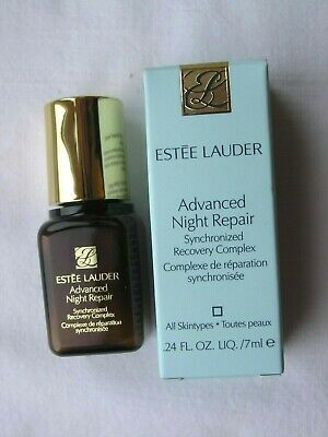 2 x ESTEE LAUDER ADVANCED NIGHT REPAIR SYNCHRONIZED RECOVERY COMPLEX 7ML NEW