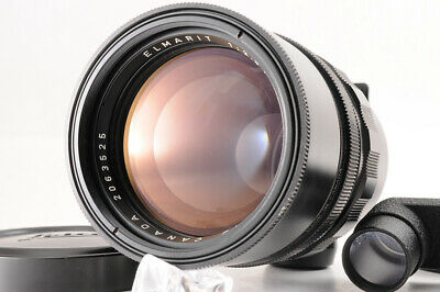 【Near Mint】Leica Leitz Canada Elmarit 135mm F/2.8 Lens For Leica M +Finder JAPAN