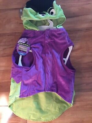 frankenstein Monster Dog Pet Costume Size Large New
