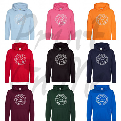 Norris Nuts Catch Me Knuckles Inspired Logo Hoodie Kids Various Colours