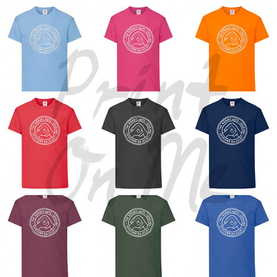 Norris Nuts T-Shirt Catch Me Knuckles Inspired Logo T-Shirt Kids Various Colours