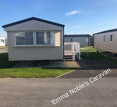 Willerby 2019 Deluxe 3 bedroomed caravan to hire at Blue Dolphin Filey