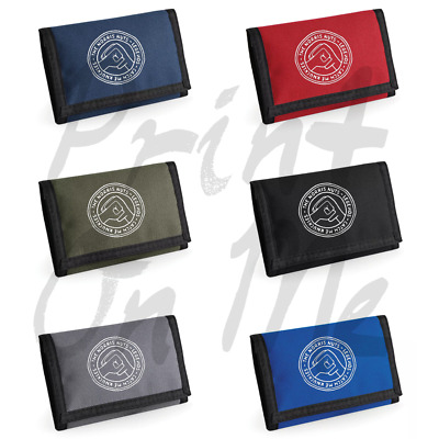 Norris Nuts Wallet Catch Me Knuckles Inspired Logo Wallet Various Colours