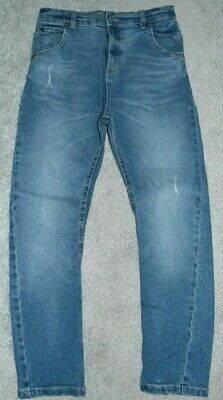 Boys River Island Blue Jeans Size Age 10 Years (140cm)