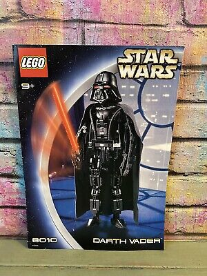 Lego 8010 Star Wars Darth Vader Technics Instruction Manual