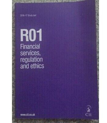 RO1 Financial Services Regulations & Ethics 11 X LEARNING OUTCOMES Revision Aid
